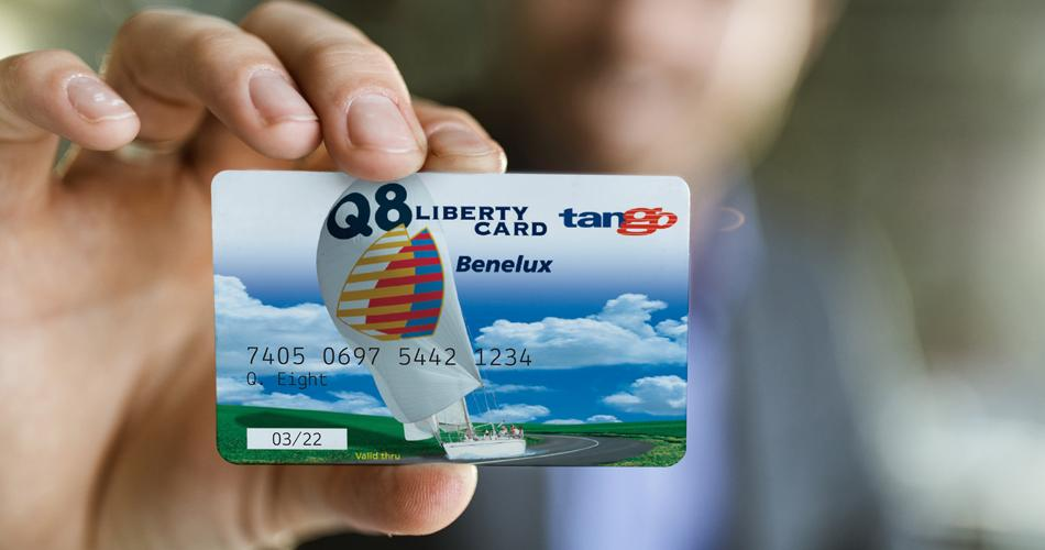 Q8 Liberty card