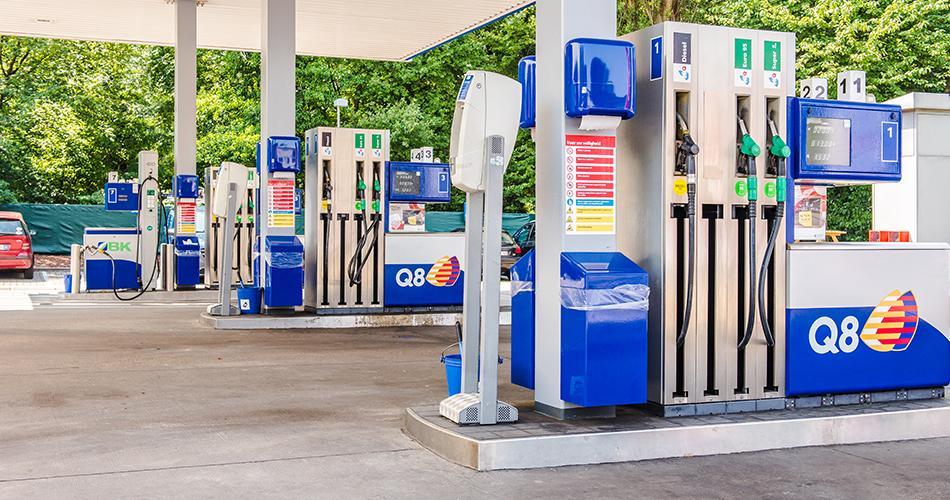 HiQ-brandstof van superieure kwaliteit