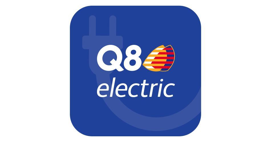 App Q8 electric